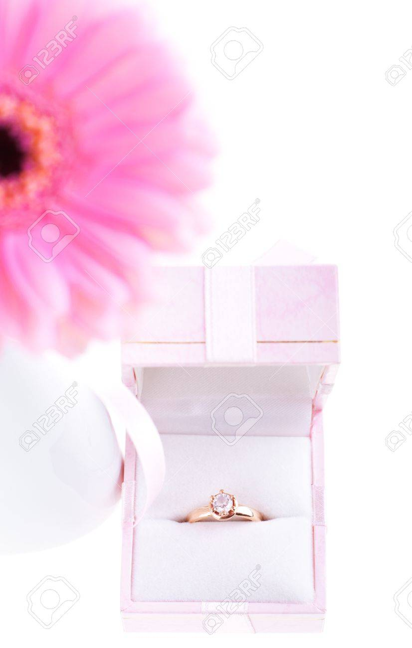 Flower Wedding Proposal