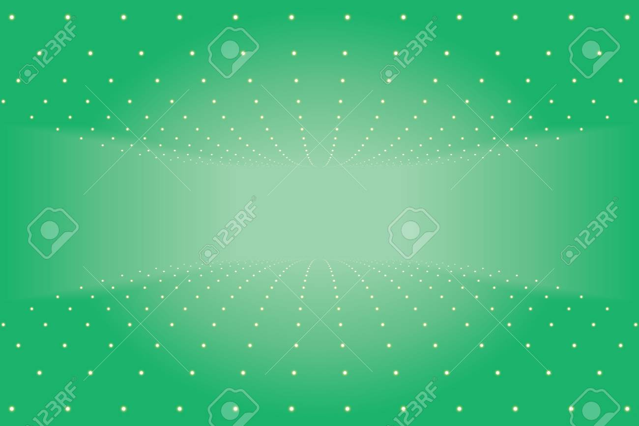 abstract green background Stock Photo - 17098379