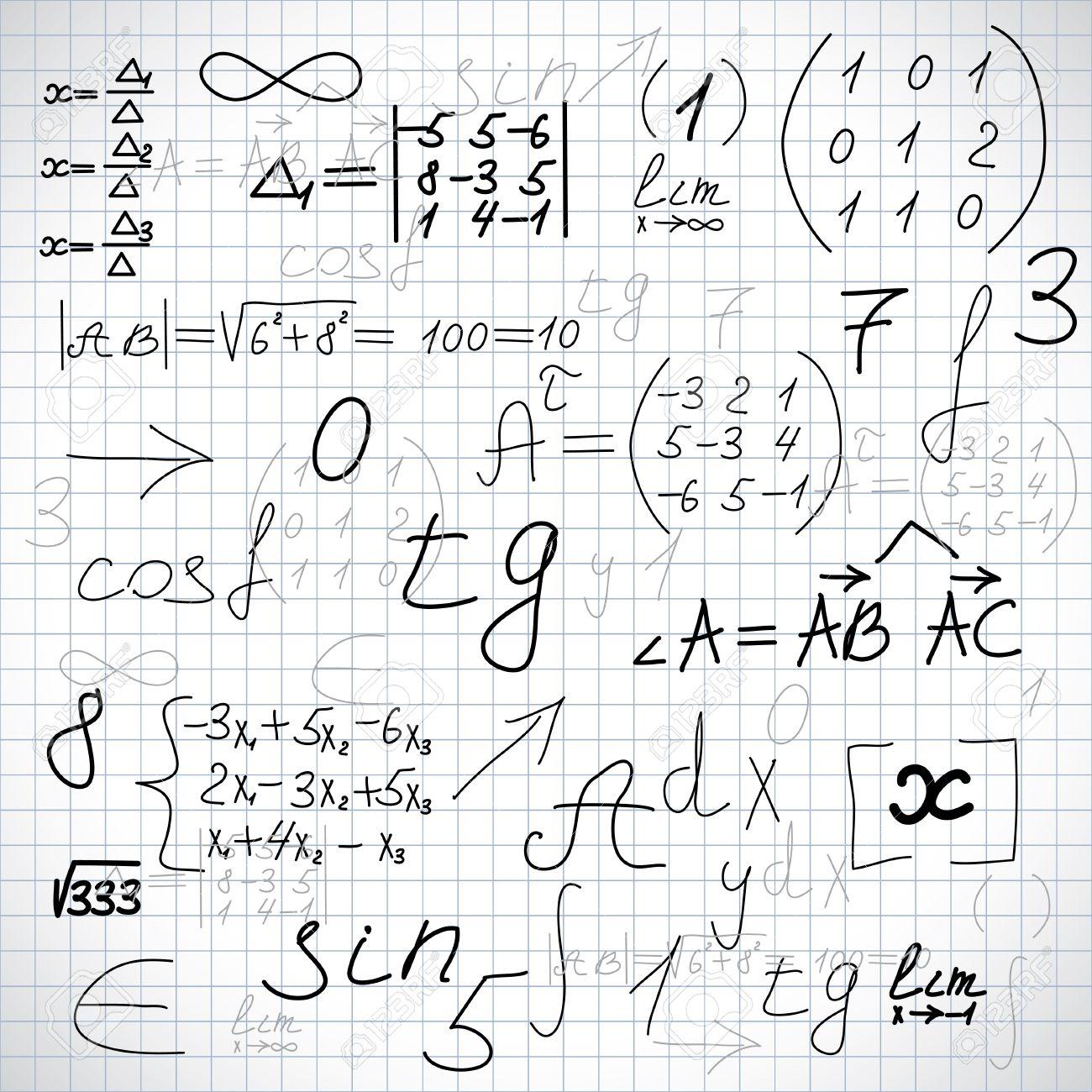 Vistoso Hojas De Trabajo De Matemáticas Escolares Suave Colección ...