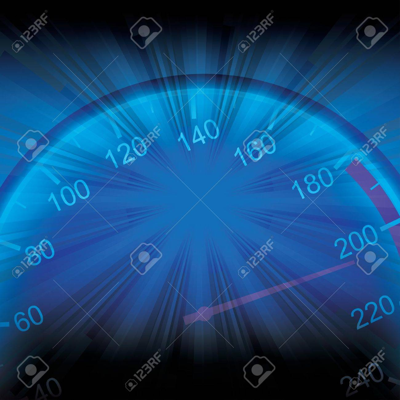 speed concept illustration Stock Vector - 20681832