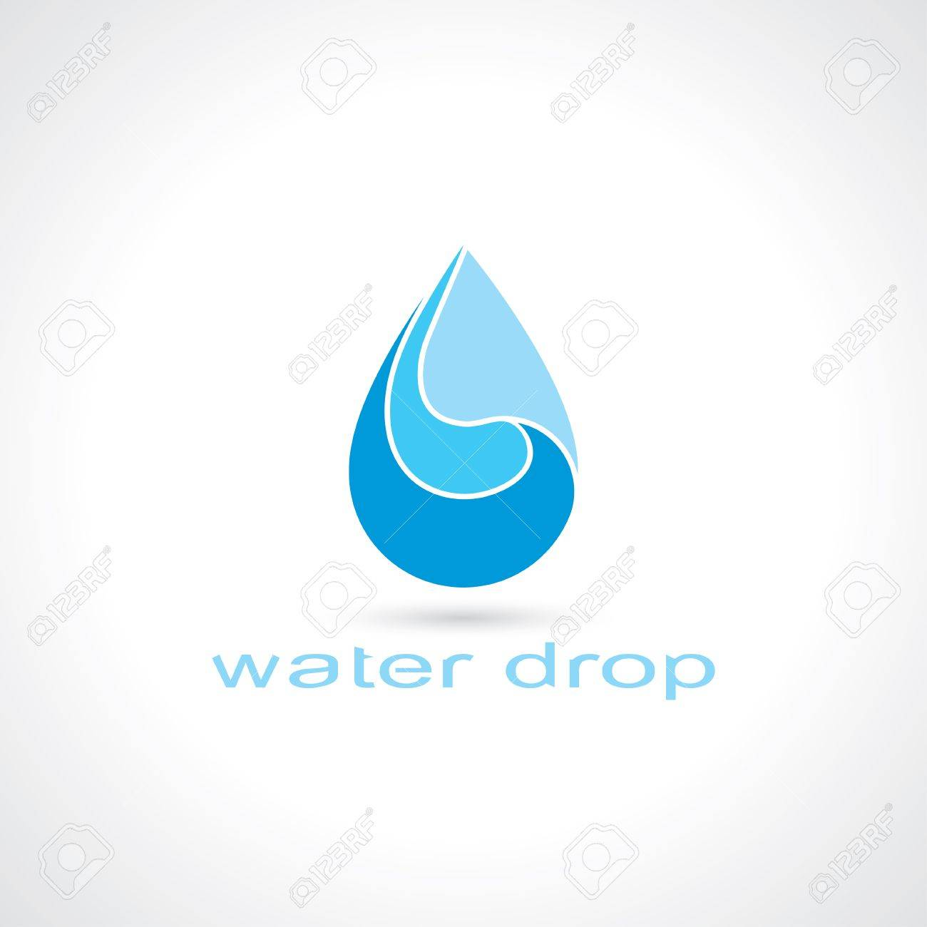 Blue water drop symbol template logo design vector eps10 royalty blue water drop symbol template logo design vector eps10 stock vector 30637639 biocorpaavc Image collections