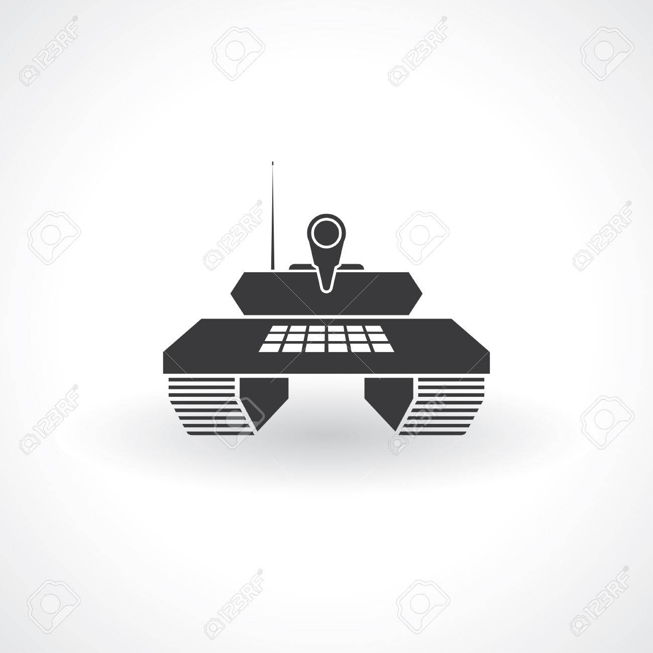 tank icon royalty free cliparts vectors and stock illustration image 48061164 tank icon