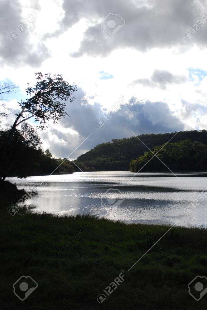 Lago in Panama Archivio Fotografico - 9152815 0dbafae7f99b