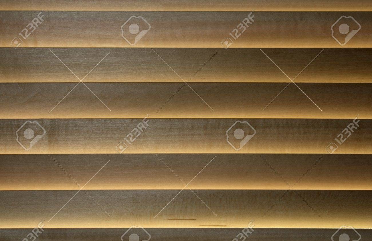 Wooden Blinds Background Stock Photo - 7057442