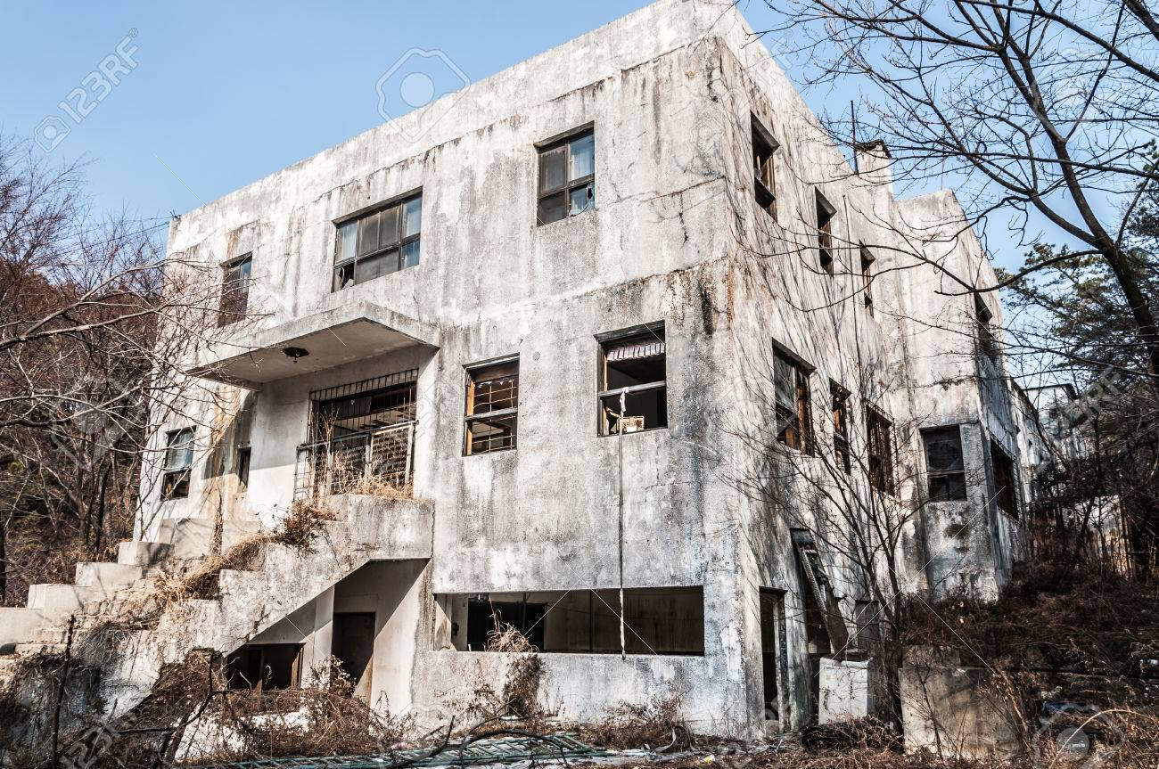 The Exterior Of Gonjiam Psychiatric Hospital In South Korea Stock Photo Picture And Royalty Free Image Image 26111065