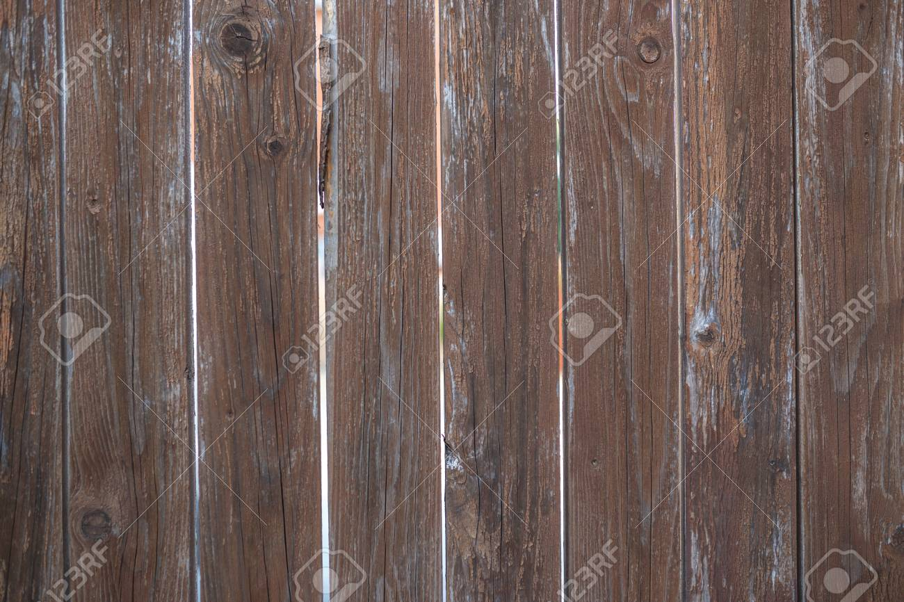 Brown wood texture background coming from natural tree. Wooden panel with beautiful patterns. Space for your work. - 124609682