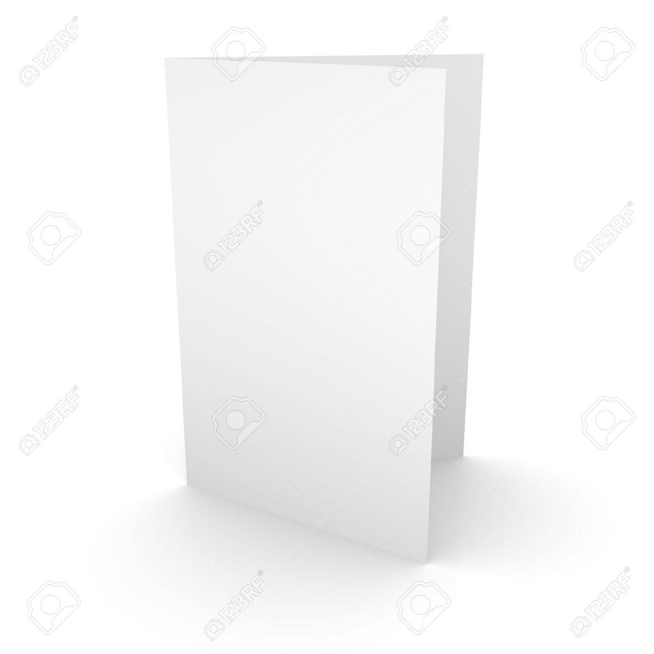 Blank Brochure Photo Picture And Royalty Free Image Image – Blank Brochure