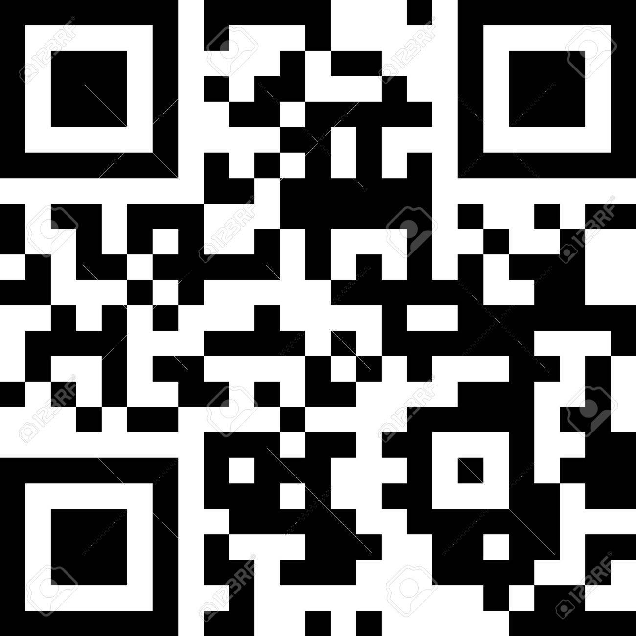 QR Code Stock Photo - 12430323