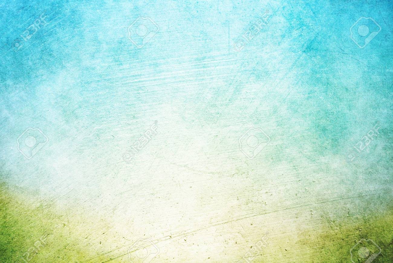Grunge Texture Blue and Green - Background HD Photo - Dark Sky