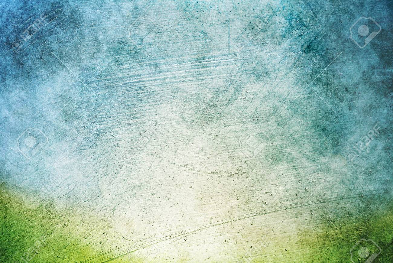 Grunge Texture Gray and Green - Background HD Photo - Dark Sky