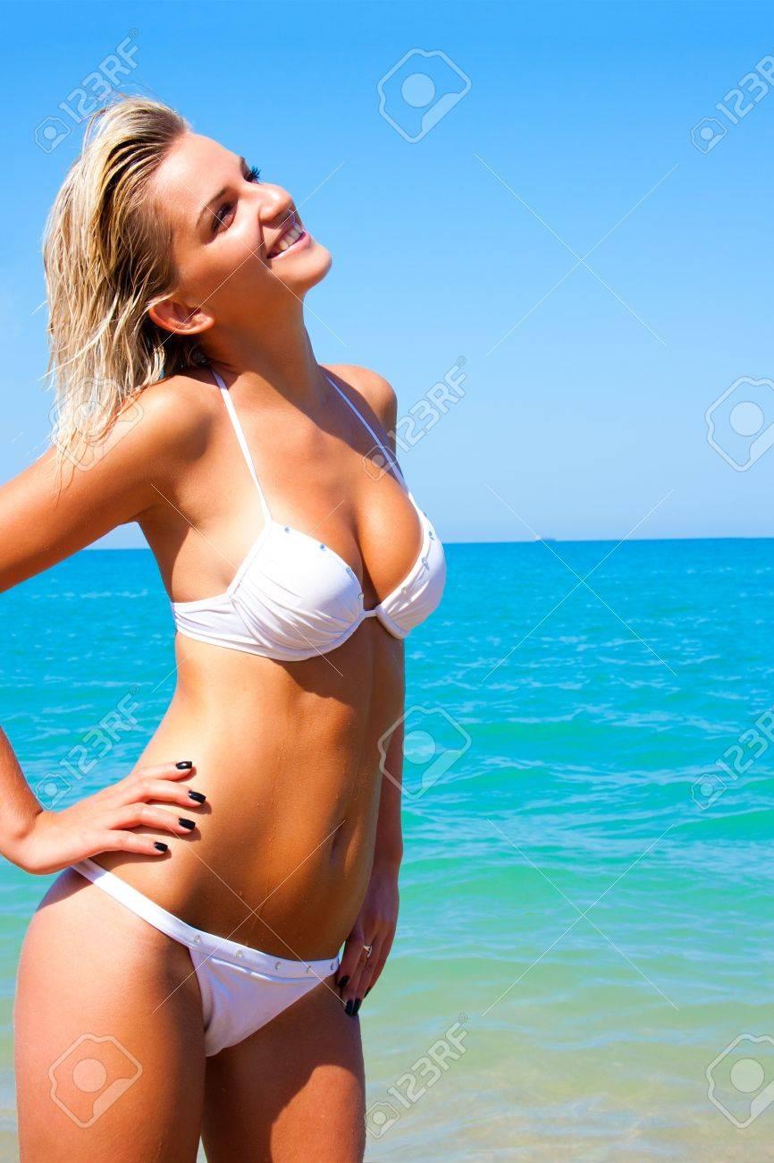 Woman Masterbating Her Tits