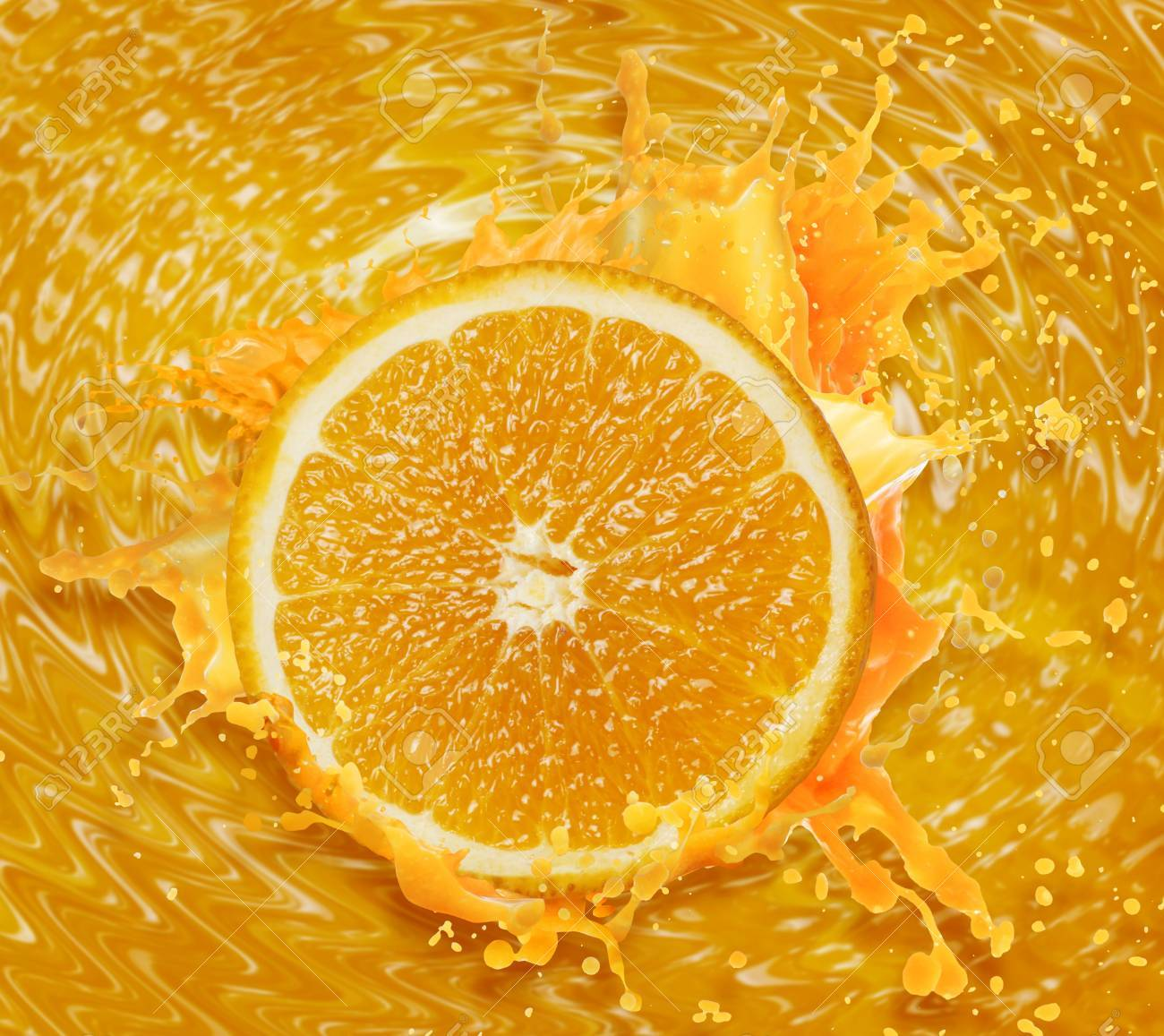 orange juice Stock Photo - 11236674