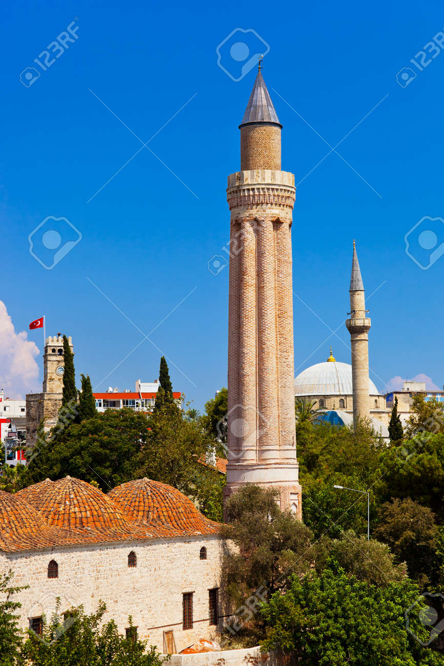 Mosques Antalya Turkey Famous Mosque in Antalya