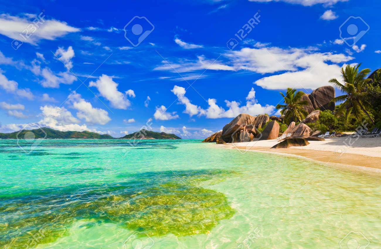 Beach Source d Stock Photo - 18290456