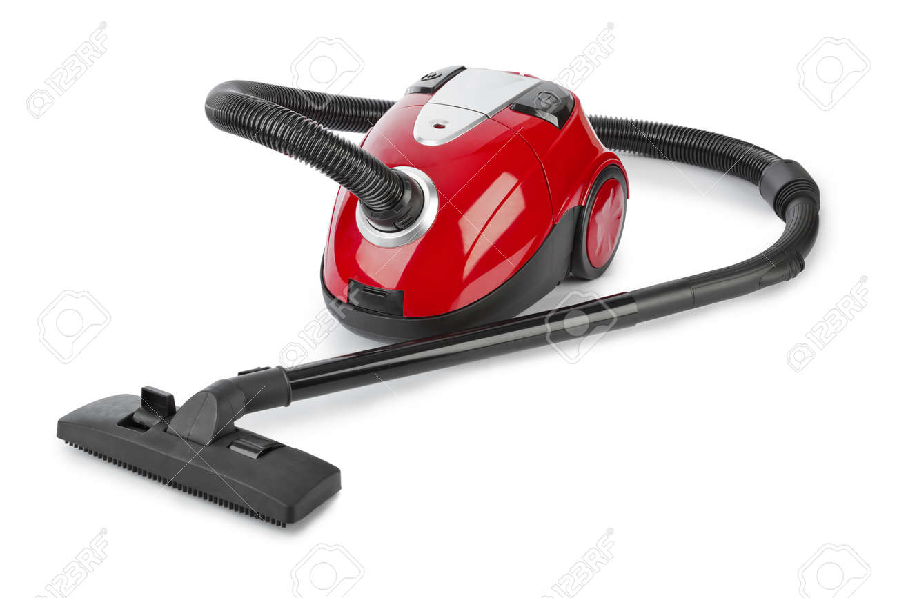 Vacuum cleaner isolated on white background - 51364139