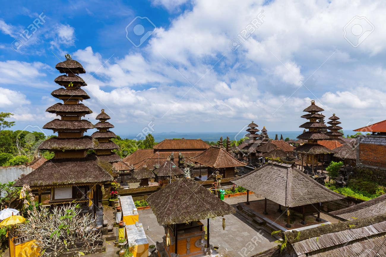 Pura Besakih Temple Bali Island Indonesia Travel And