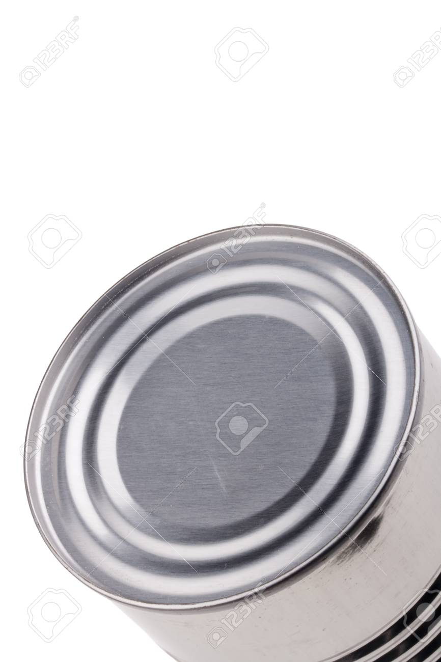 Private food uonteyner metal for long term storage. Stock Photo - 8450525