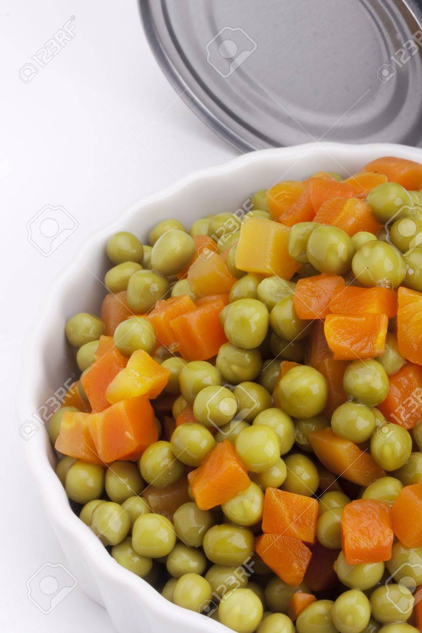 Canned Peas And Carrots Recipe