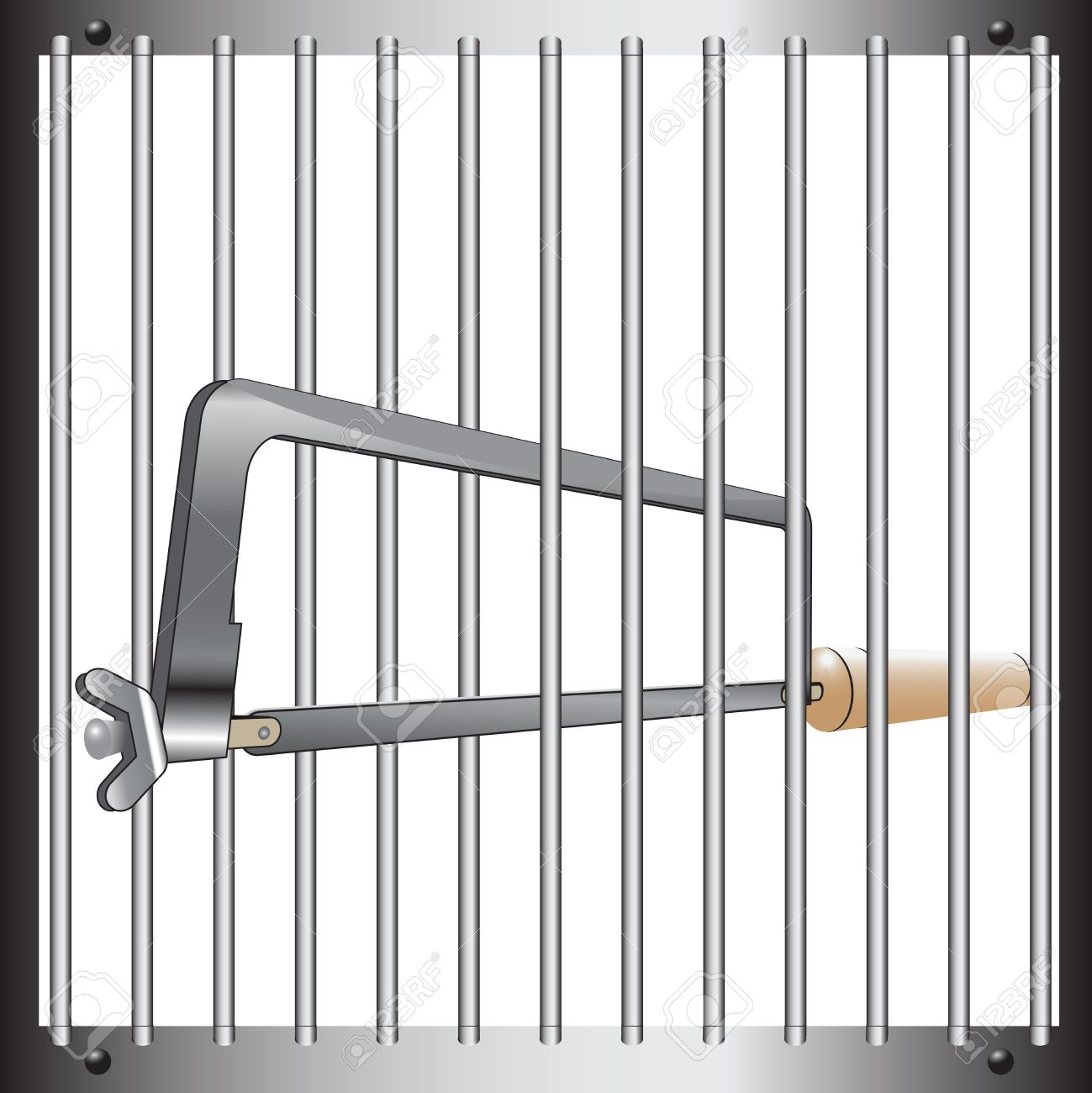 Jail Door Clip Art