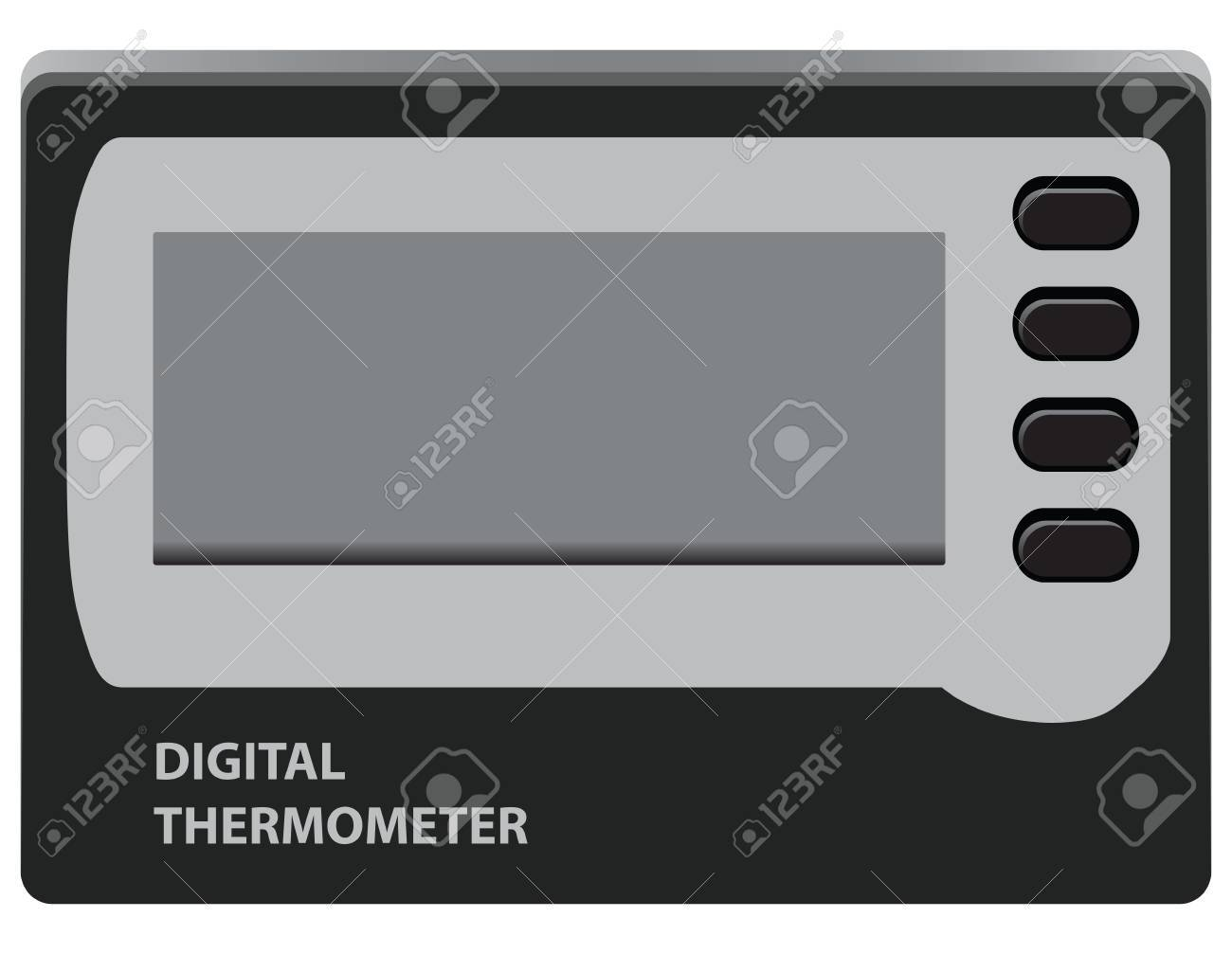 Kühlschrank Thermometer Digital : Digital thermometer für die temperaturregelung in den kühlschrank