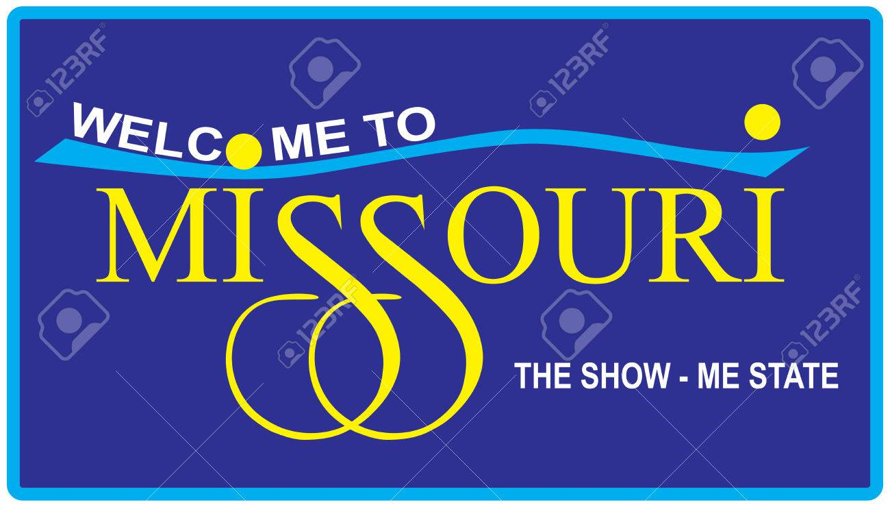 Road symbol welcome to missouri the show me state royalty free road symbol welcome to missouri the show me state stock vector 52216162 buycottarizona Gallery