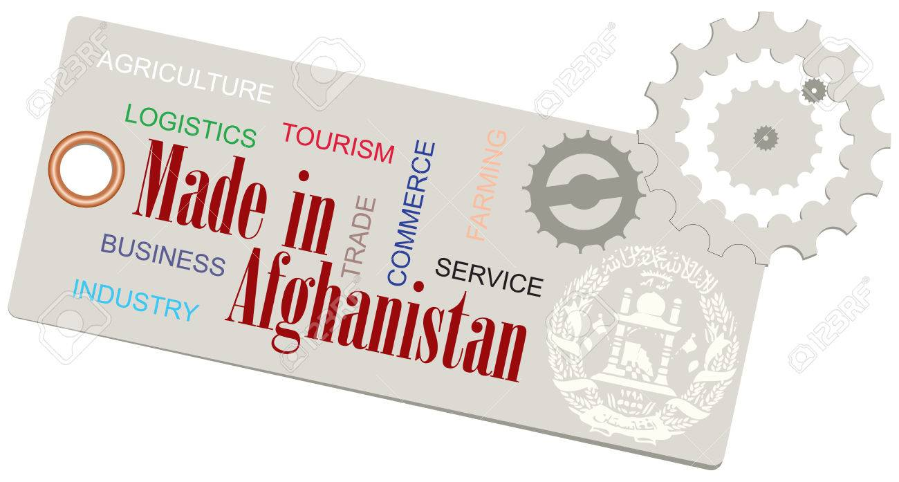 Creative Label Made in Afghanistan, the list of industries