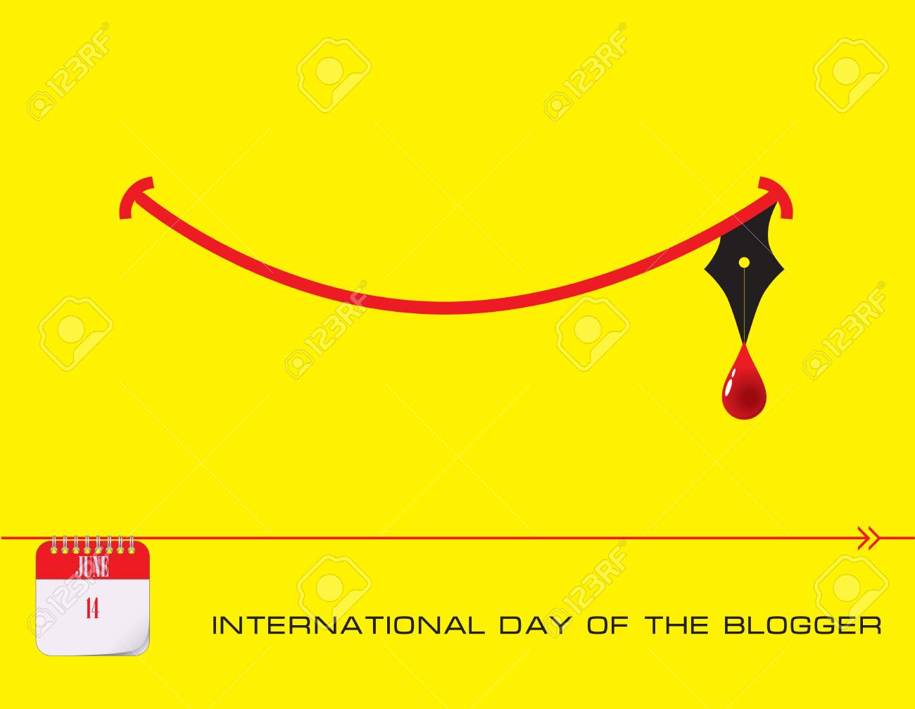 Calendar Events Of June Congratulations For International Day