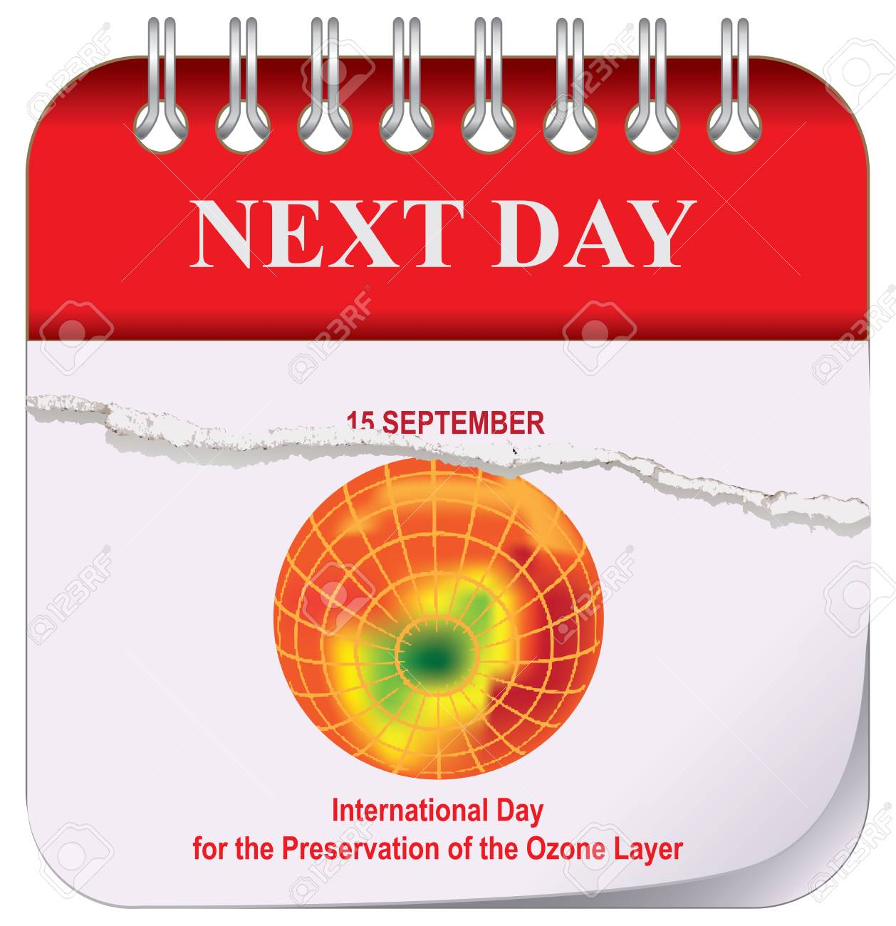 Calendar - Next Day  After September 15, International Day for
