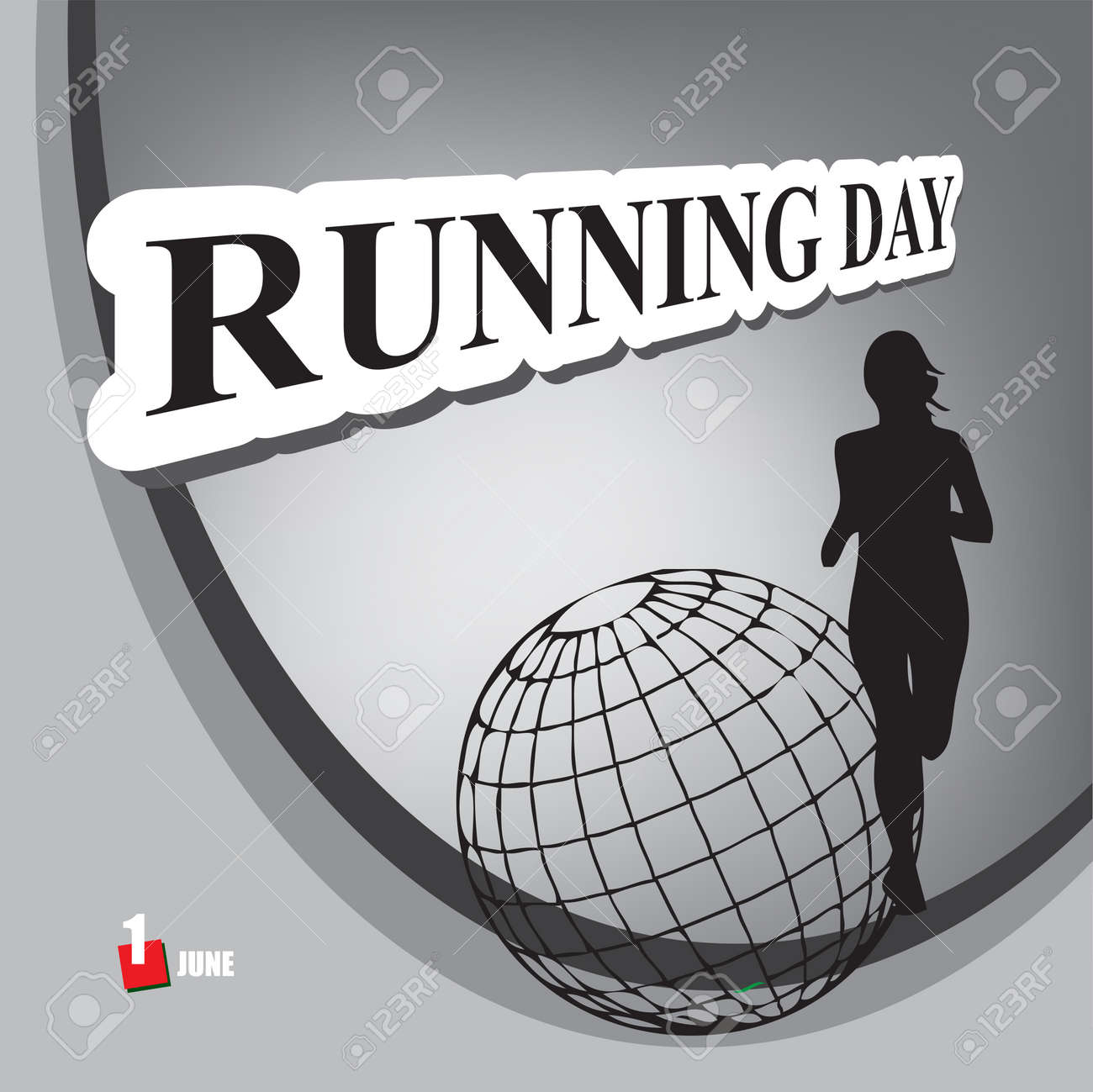 A festive event celebrated in june - Running Day - 169442168