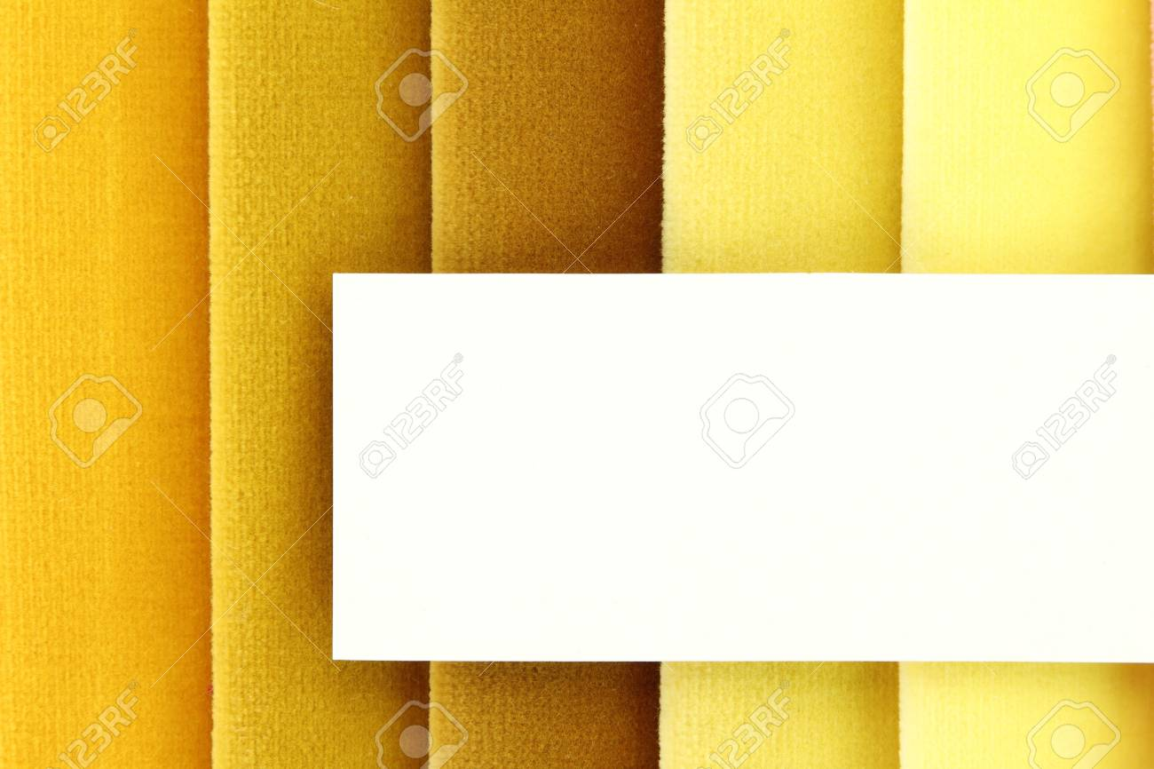 Color Background Of Fabric Samples Stock Photo, Picture And Royalty ...