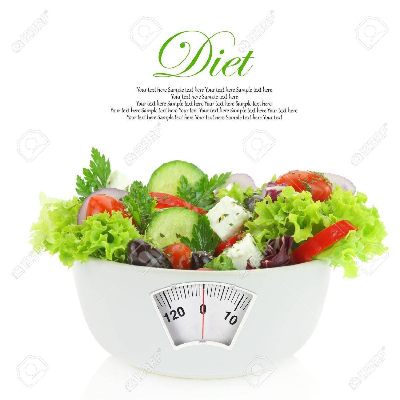 menu scala di dieta