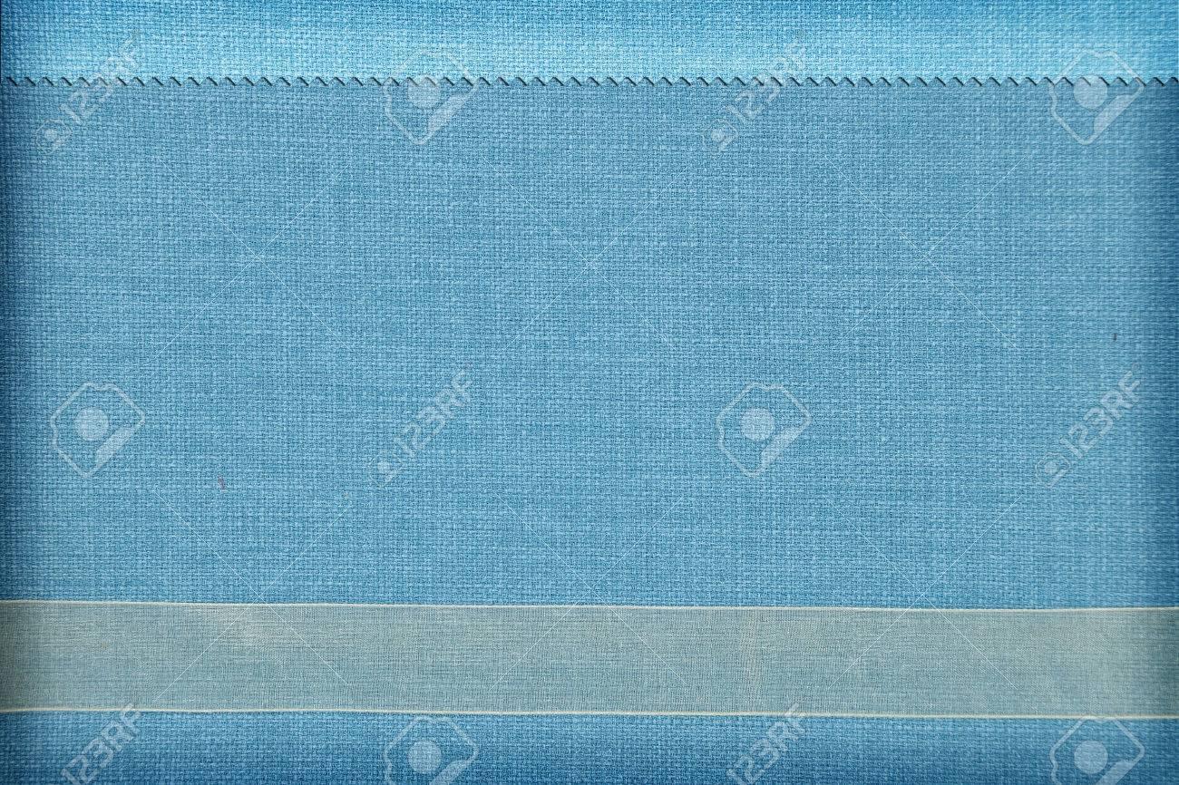 Decorative fabric background. Scrapbook, photobook concept Stock Photo - 35234663