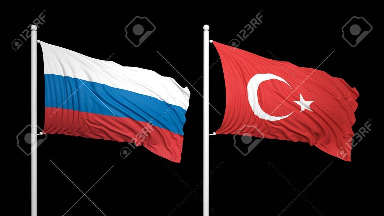 Vor dem hintergrund turkisch