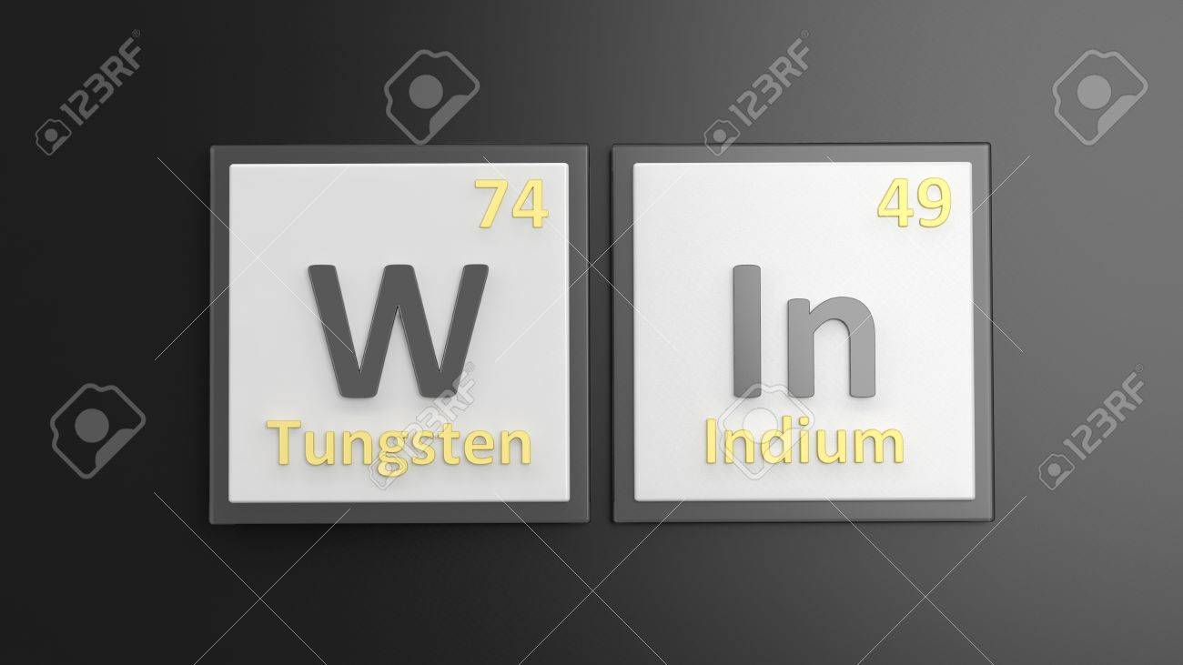 Periodic table of elements symbols used to form word win isolated periodic table of elements symbols used to form word win isolated on black stock photo urtaz Image collections