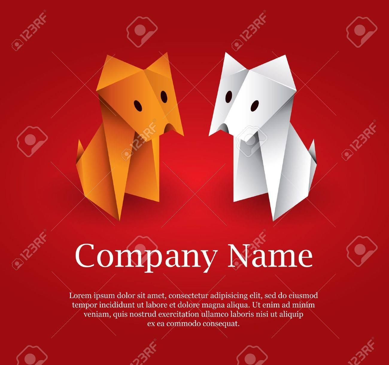 Origami Stock Vector - 10415611