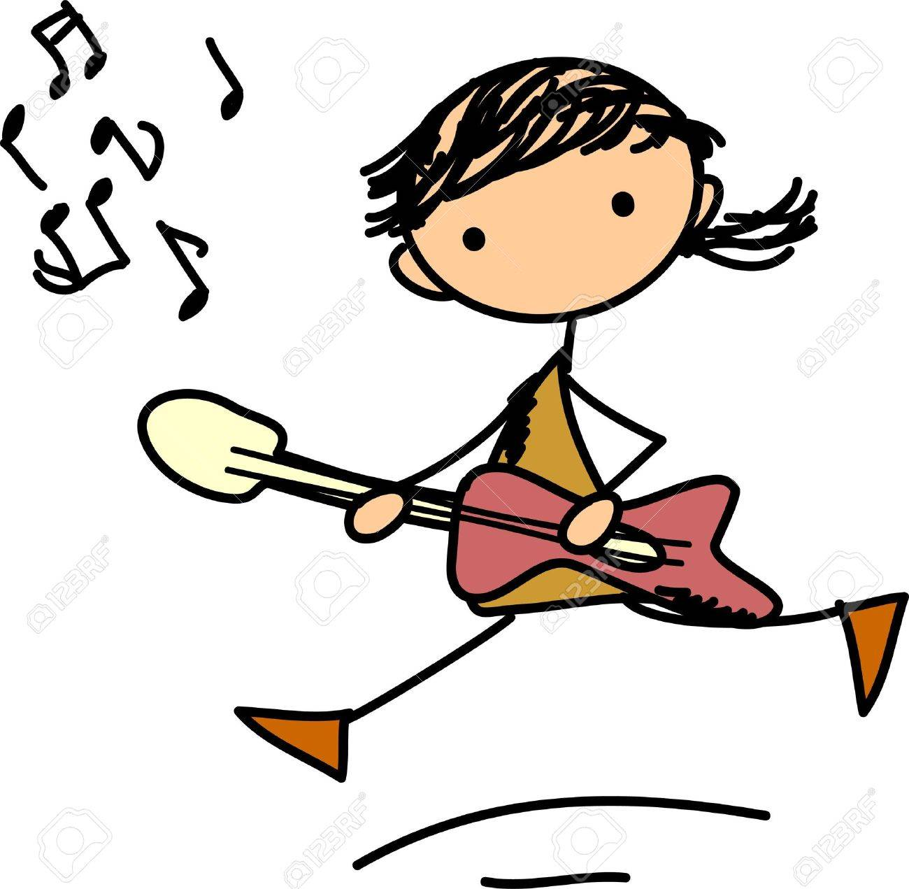 Music Doodles Stock Vector - 11213528