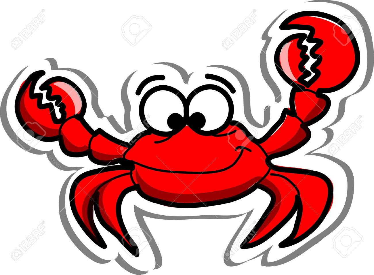 crab cartoon stock photos royalty free crab cartoon images and