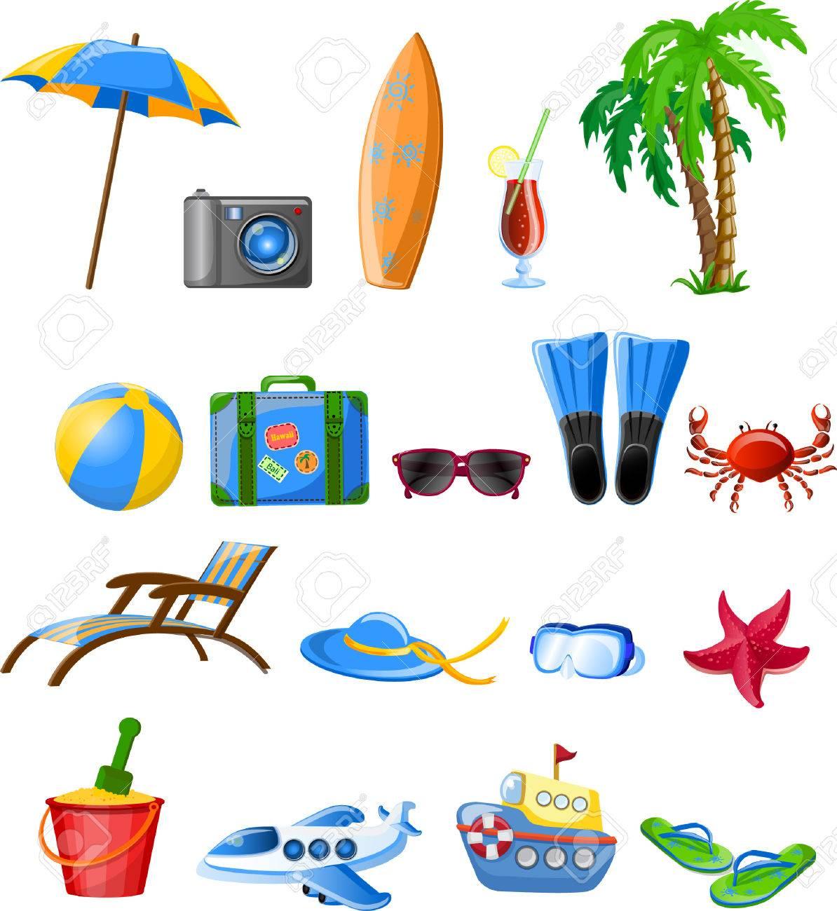 Travel icons - 33974062