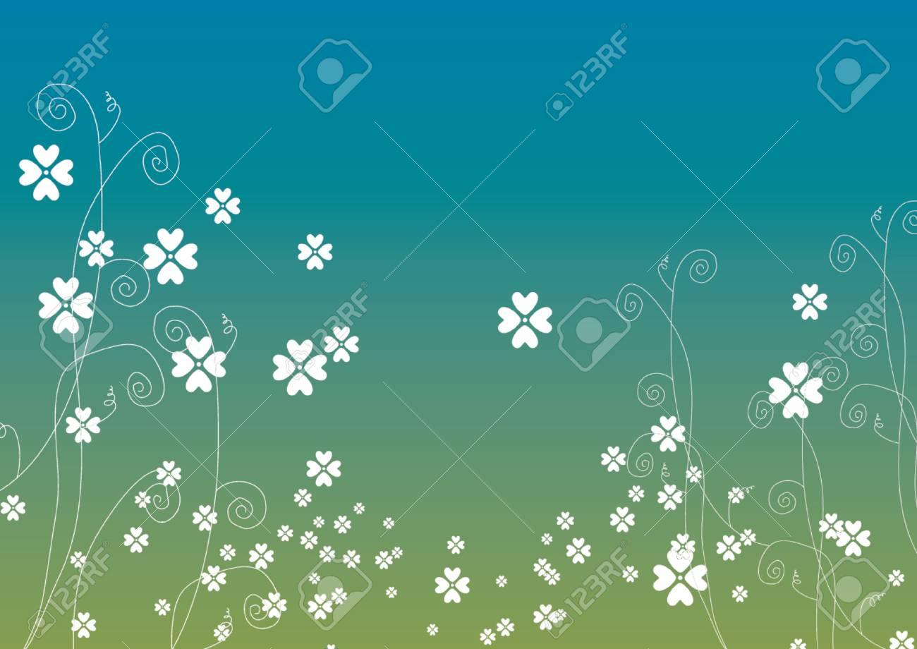You can use this foliage background as a background for letters, mail, invitations, giftcards or as a picture-frame Stock Vector - 1372862