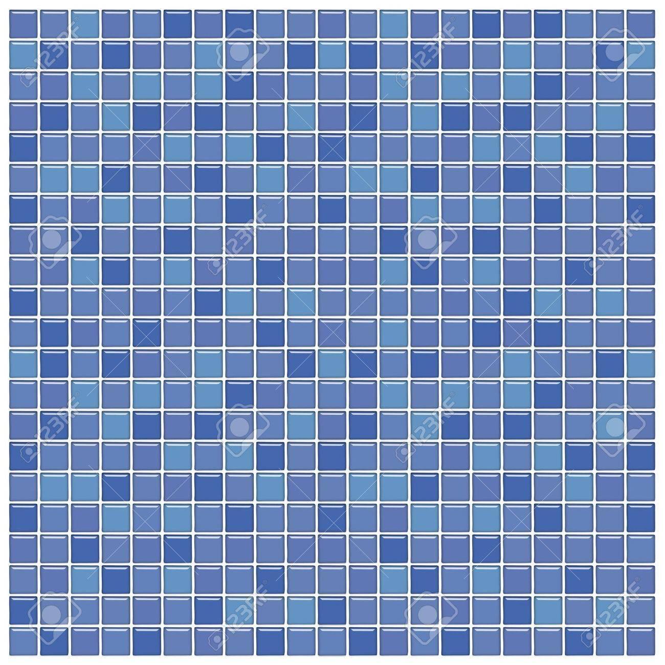 Mosaique Salle De Bain Bleu ~ salle de bains avec mur bleu et le violet la mosa que de verre