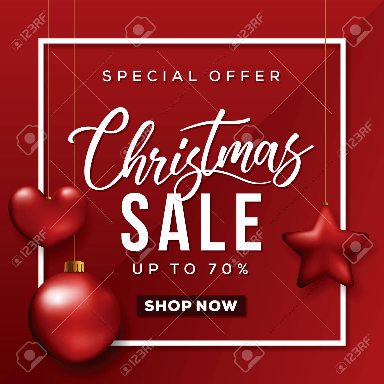 Vente De Noel Speciale Carte Visite Clip Art Libres