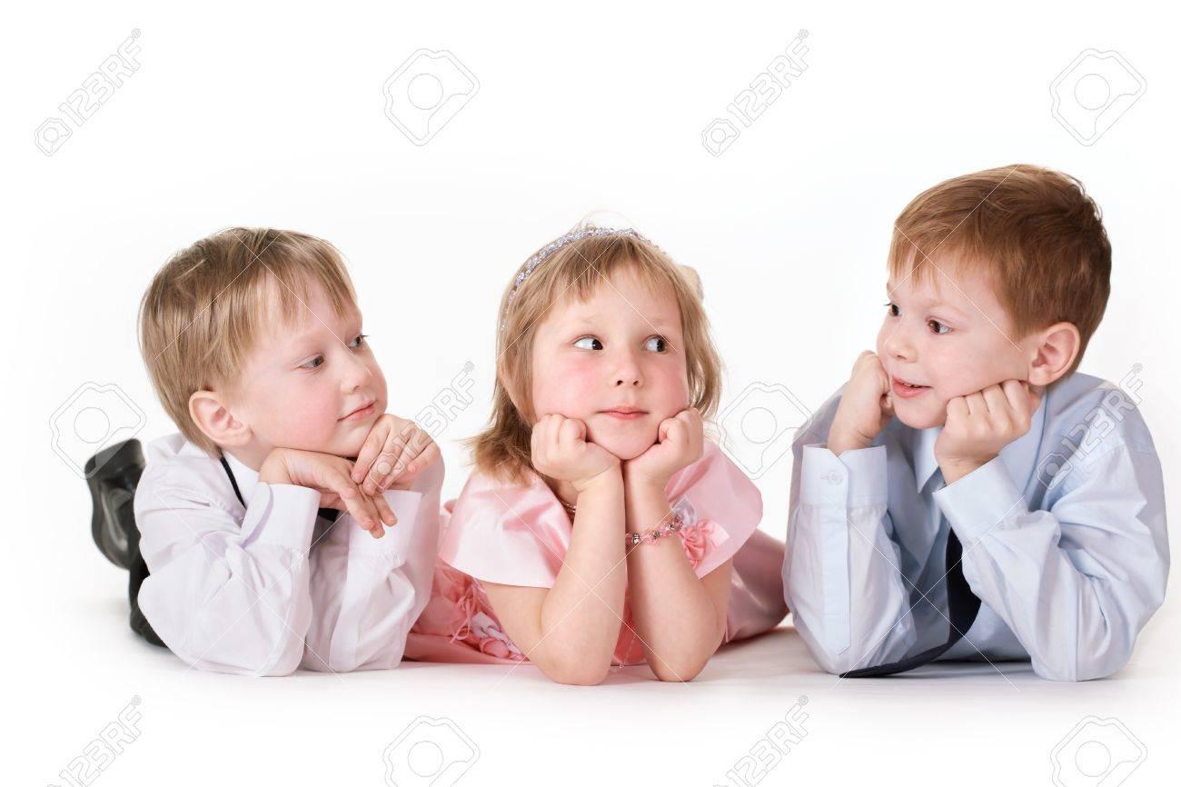 Фото с маленькими девочкой и мальчиком 30 фотография