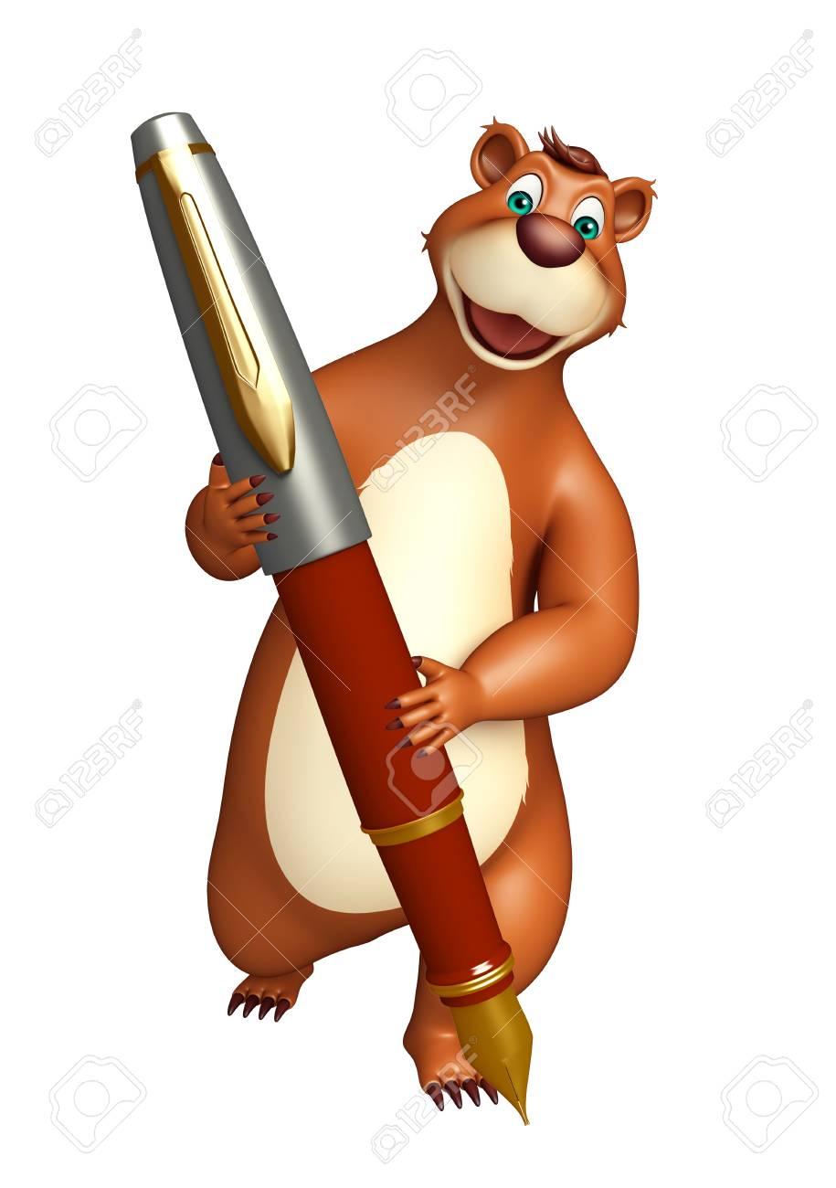 Coolives mini zaino da donna con orso dei cartoni animati pu pelle