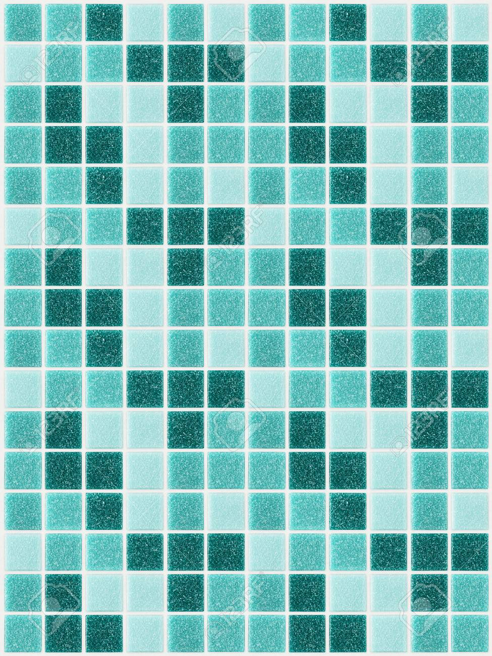 Small Colored Decorative Tiles Mosaic Stock Photo, Picture And ...