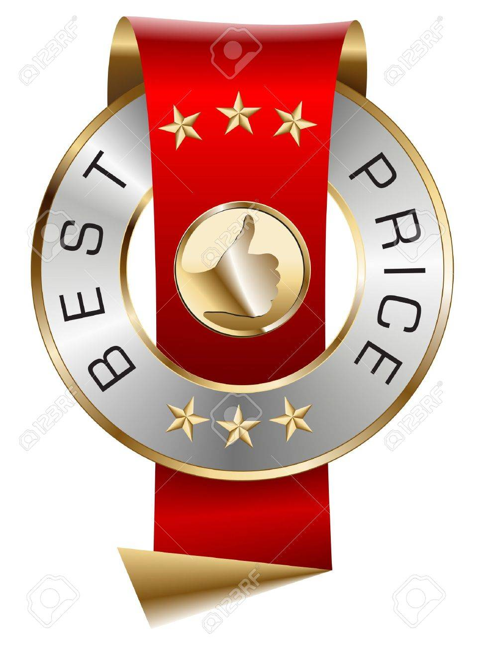 Best Price Stock Vector - 13135034