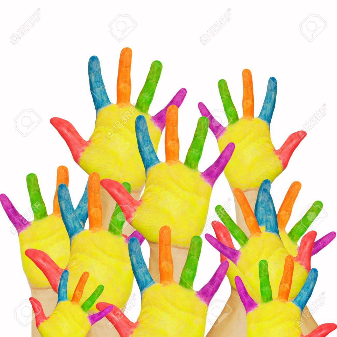 Рисунок руки вверх футболка где купить 3