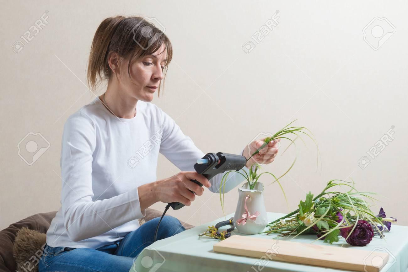 femme maison fait Big MOM porno photos