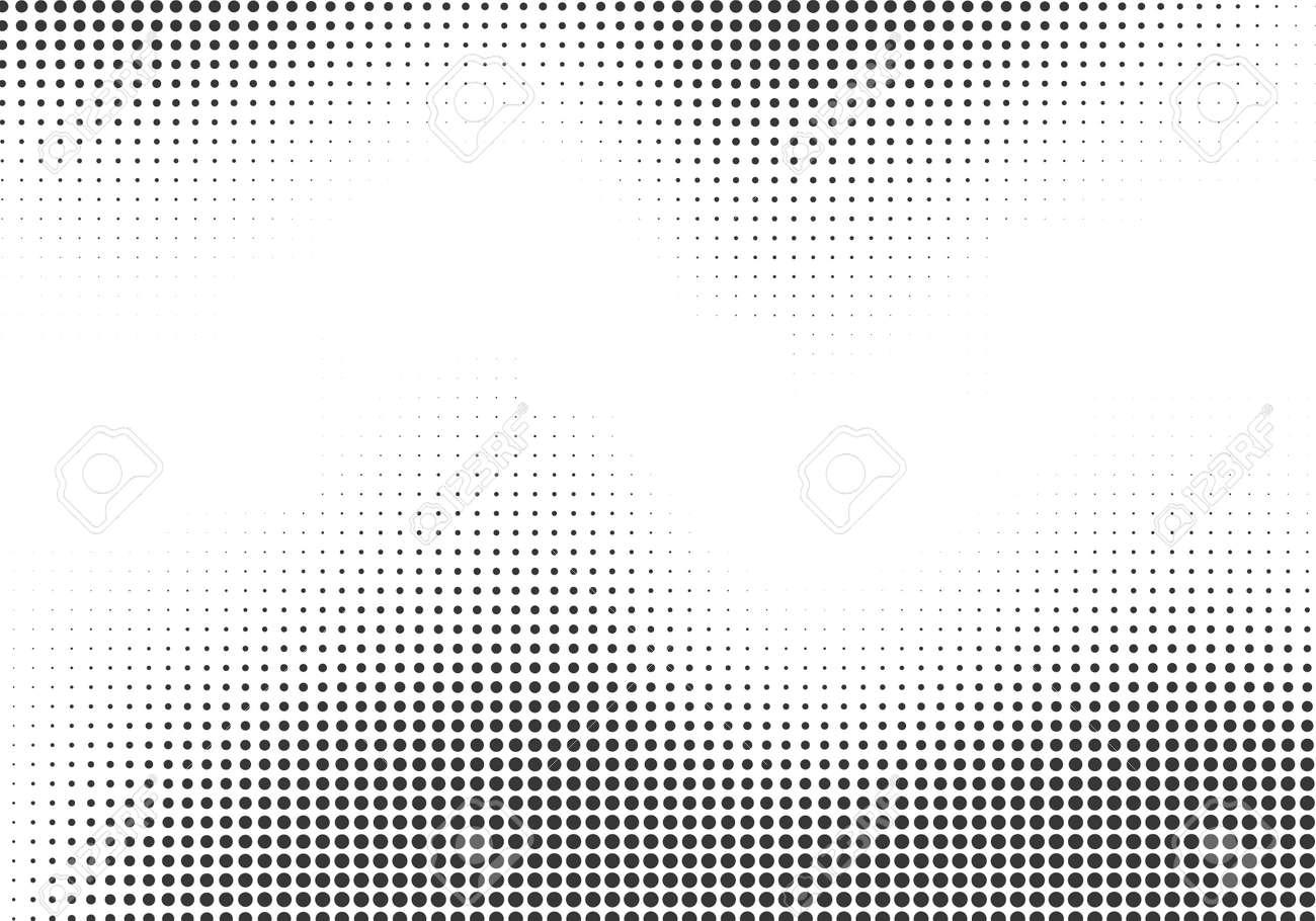 Design halftone background. Vector concept. Decorative web layout or poster, banner. - 166668406