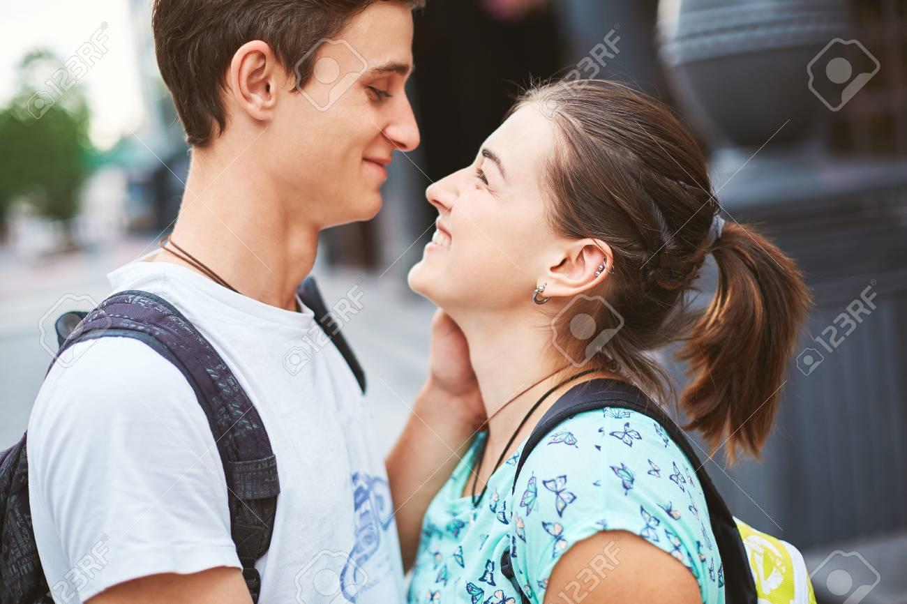people having love
