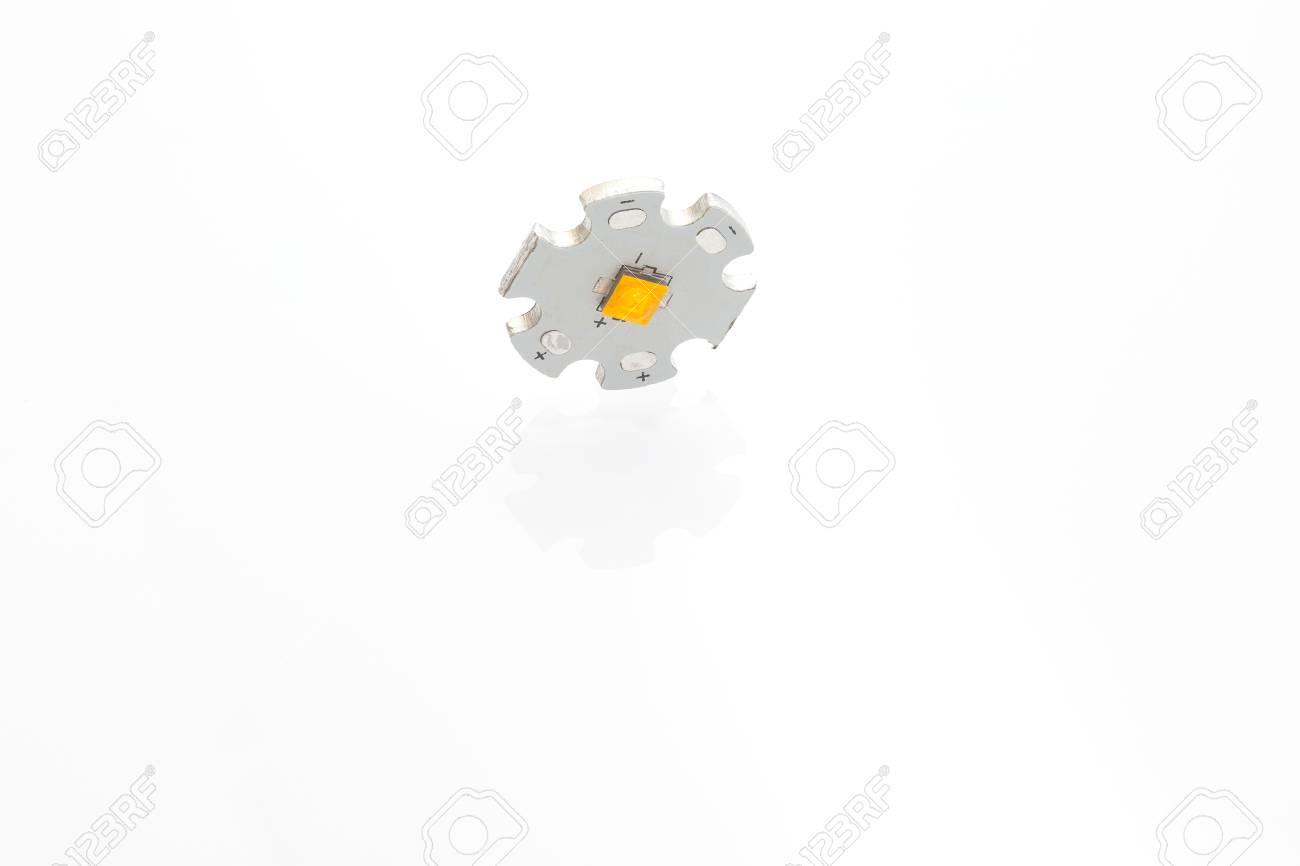 Circuito Led : Smd blanco caliente del poder más elevado led en el circuito de la